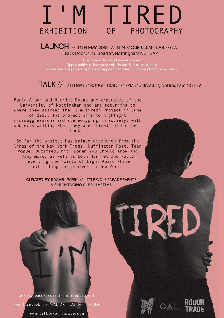 im tired poster
